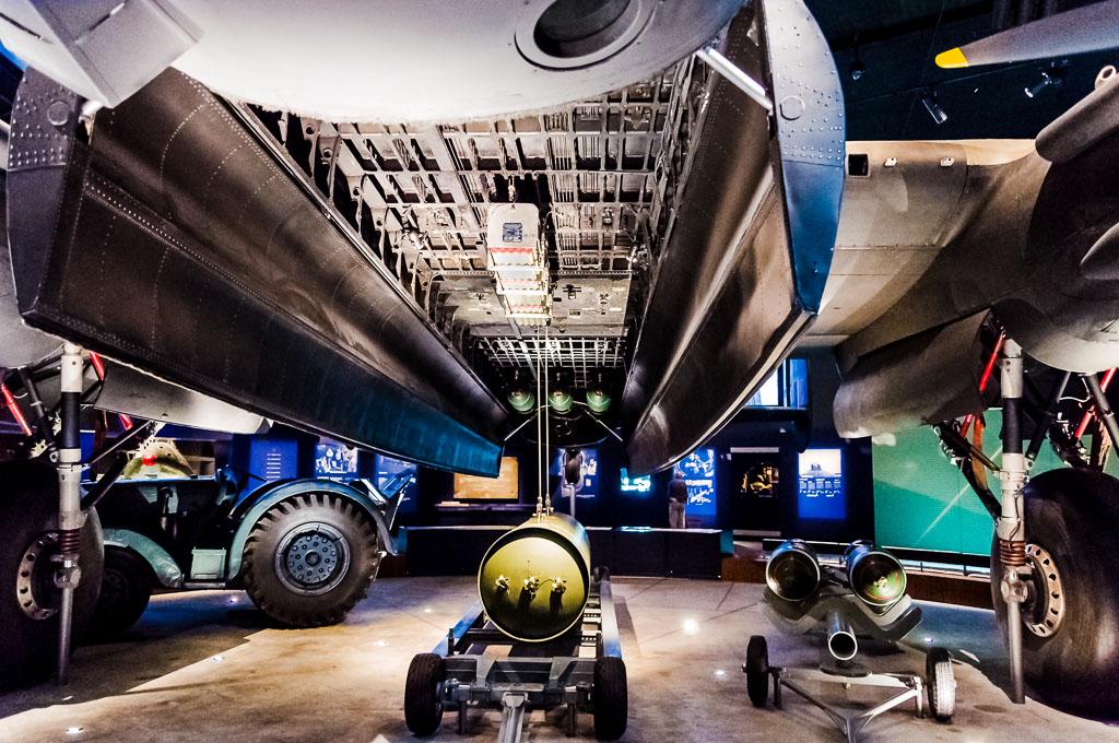 Avro Lancaster Bomb Bay