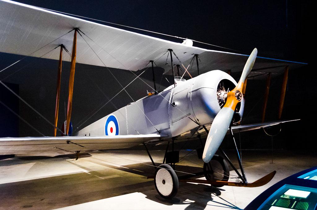 Avro 504K trainer