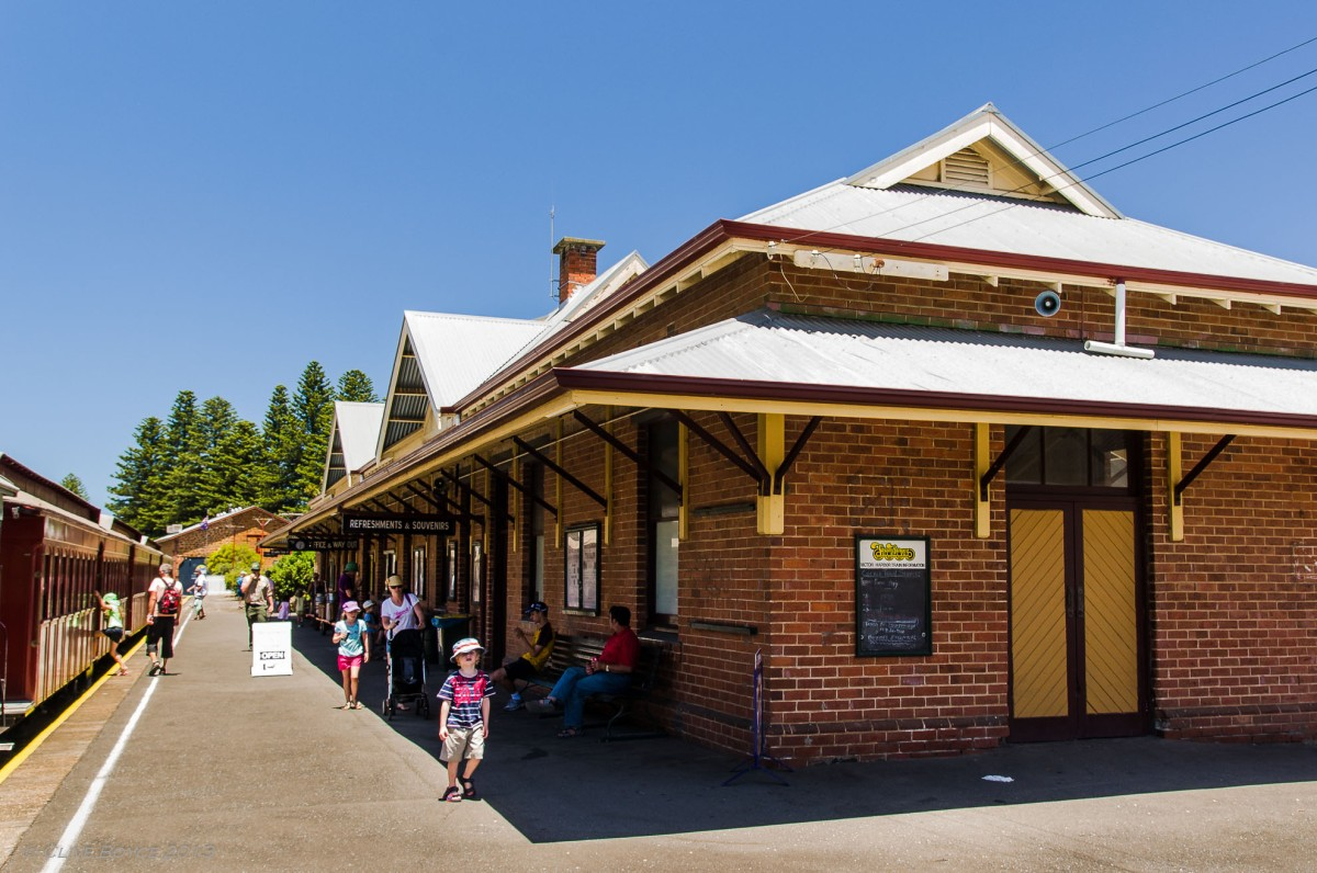 Victor Harbor Railway Station