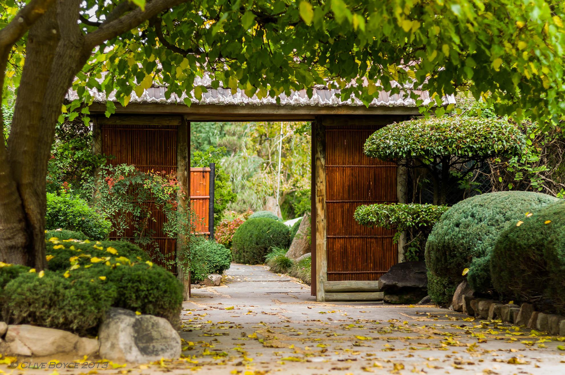 Himeji garden photo morsels for Adelaide gardens