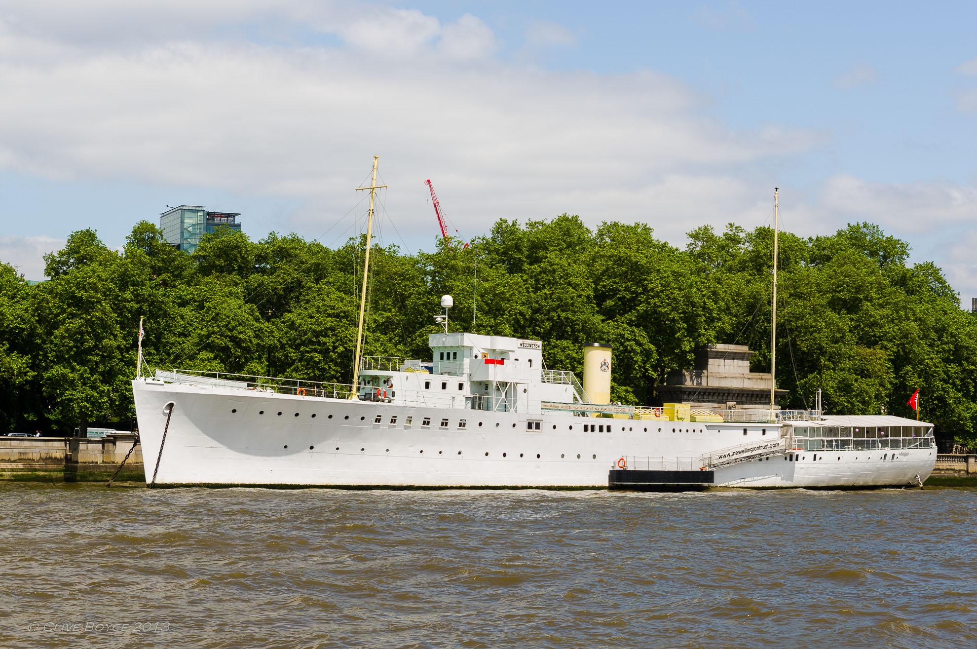 HMS Wellington