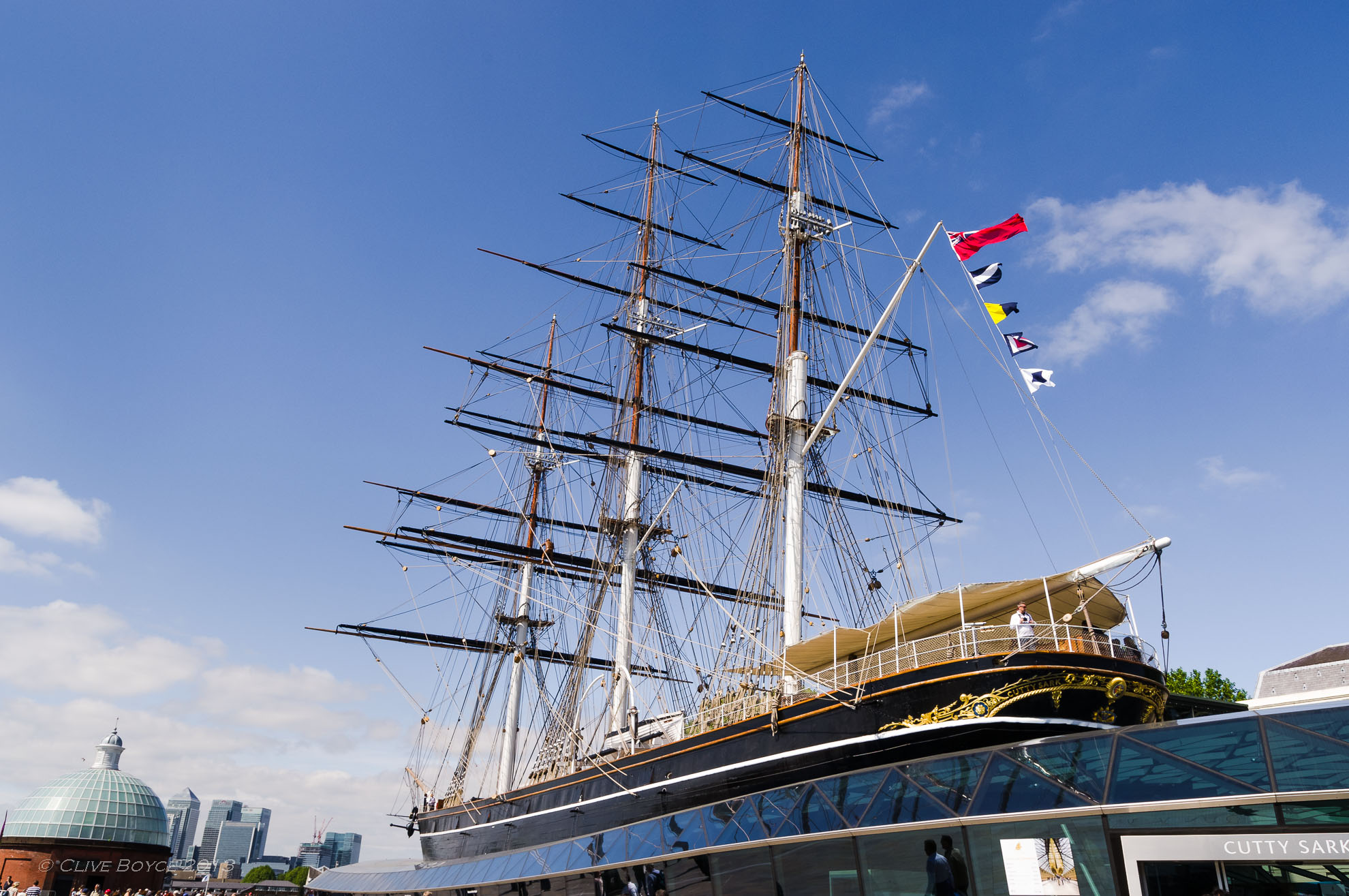 The Cutty Sark Photo Morsels