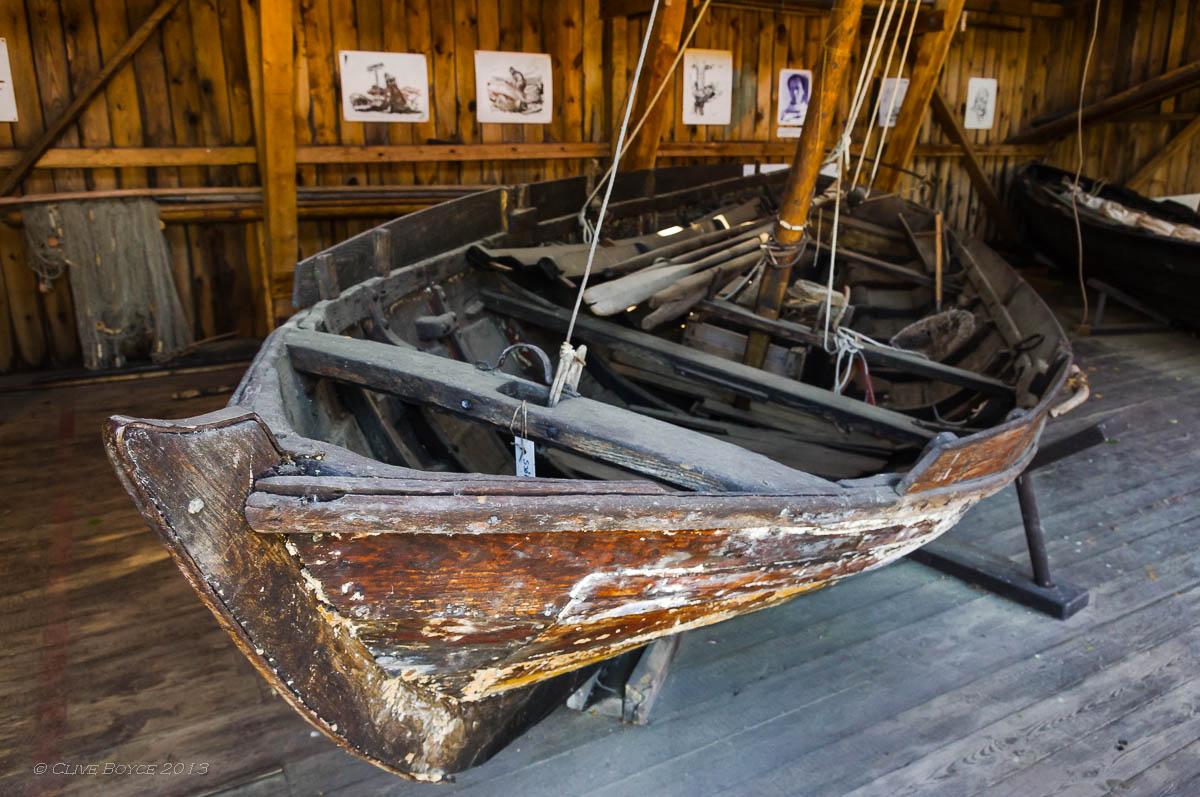 Herring boat, Fjaderholmarna