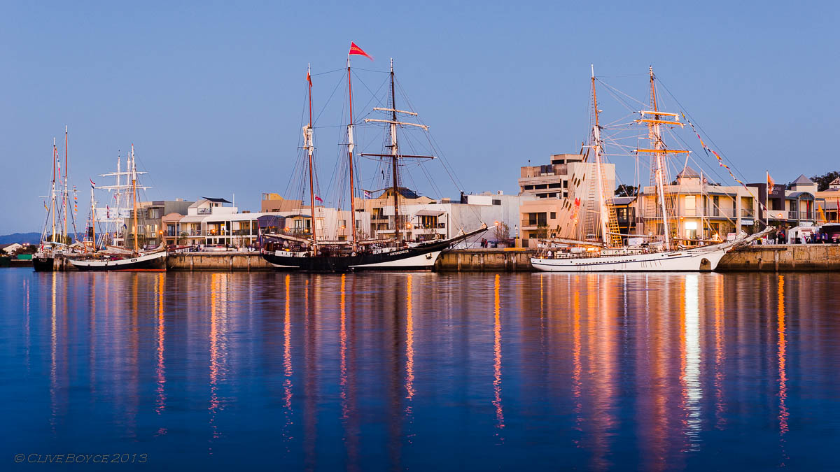 Tall Ships, Port Adelaide