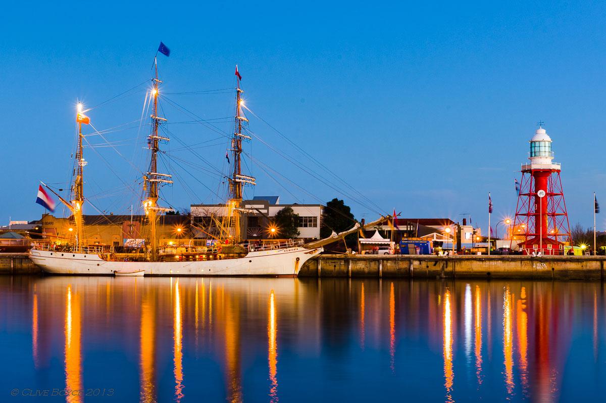 Europa, Port Adelaide