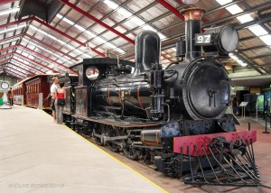 National Railway Museum (Part 1)