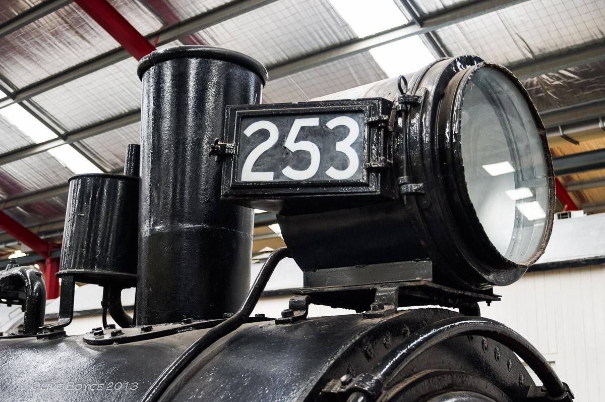 SAR T253