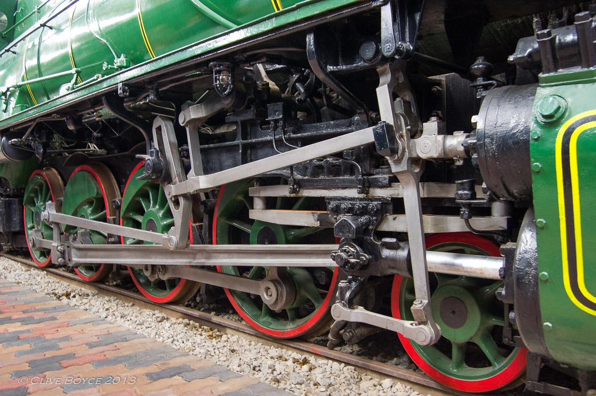 Silverton Tramways W25