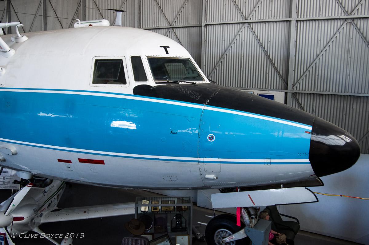 Ex CSIRO Fokker F27 Friendship