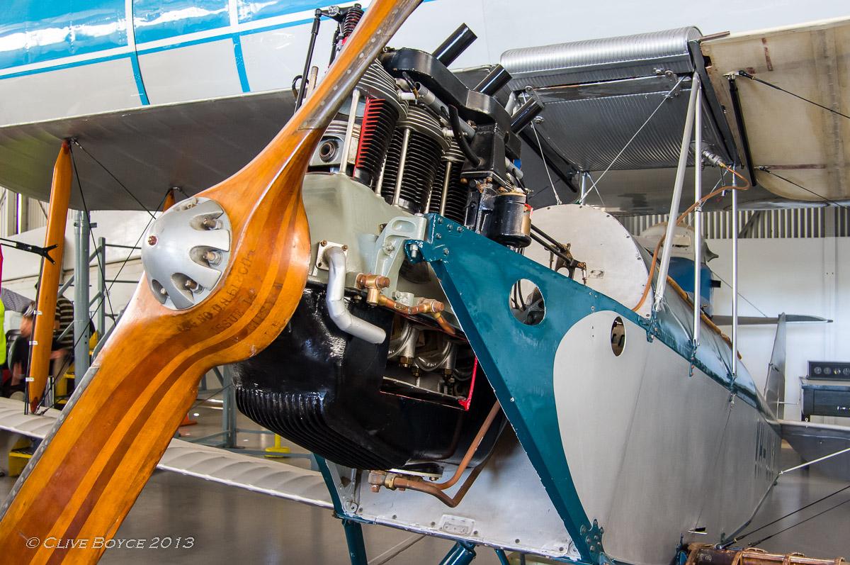 De Havilland DH60 Moth VH-ULJ