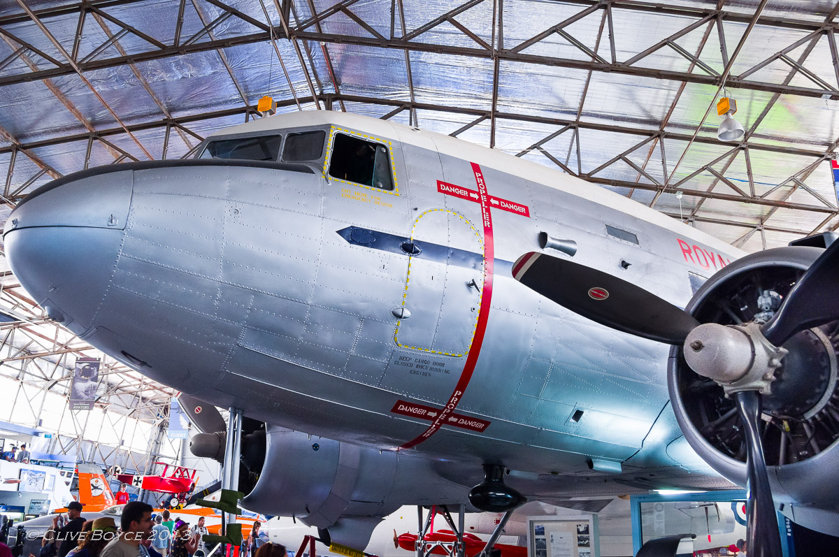 RAAF C-47B Dakota A65-114