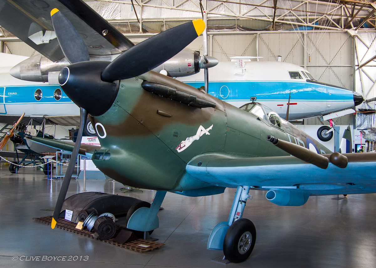Supermarine Spitfire Mk V A58-146