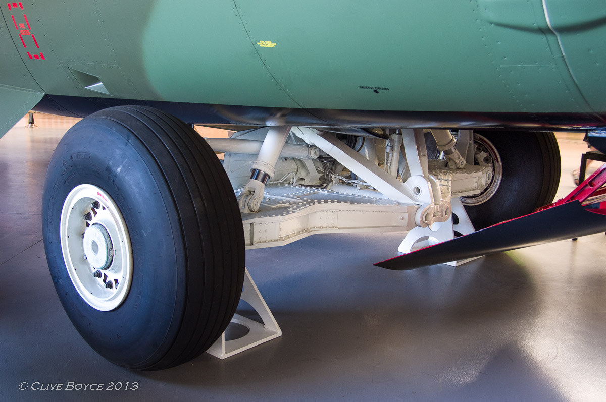 RAAF General Dynamics F-111C Fighter Bomber