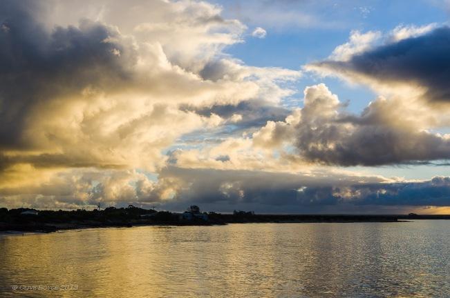 Sunset, Marion Bay, South Australia