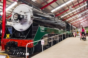 National Railway Museum (Part 2)