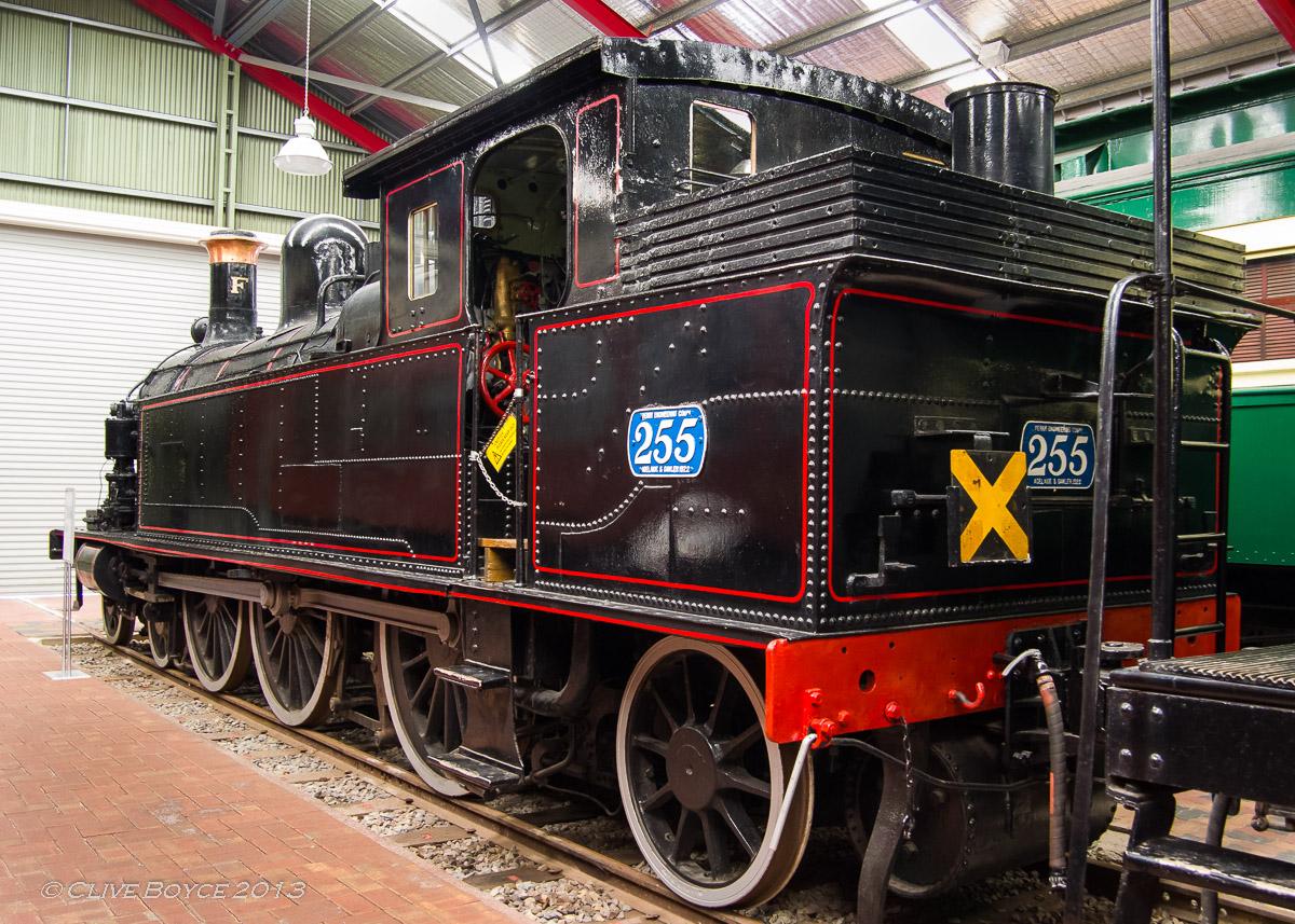 SAR F255