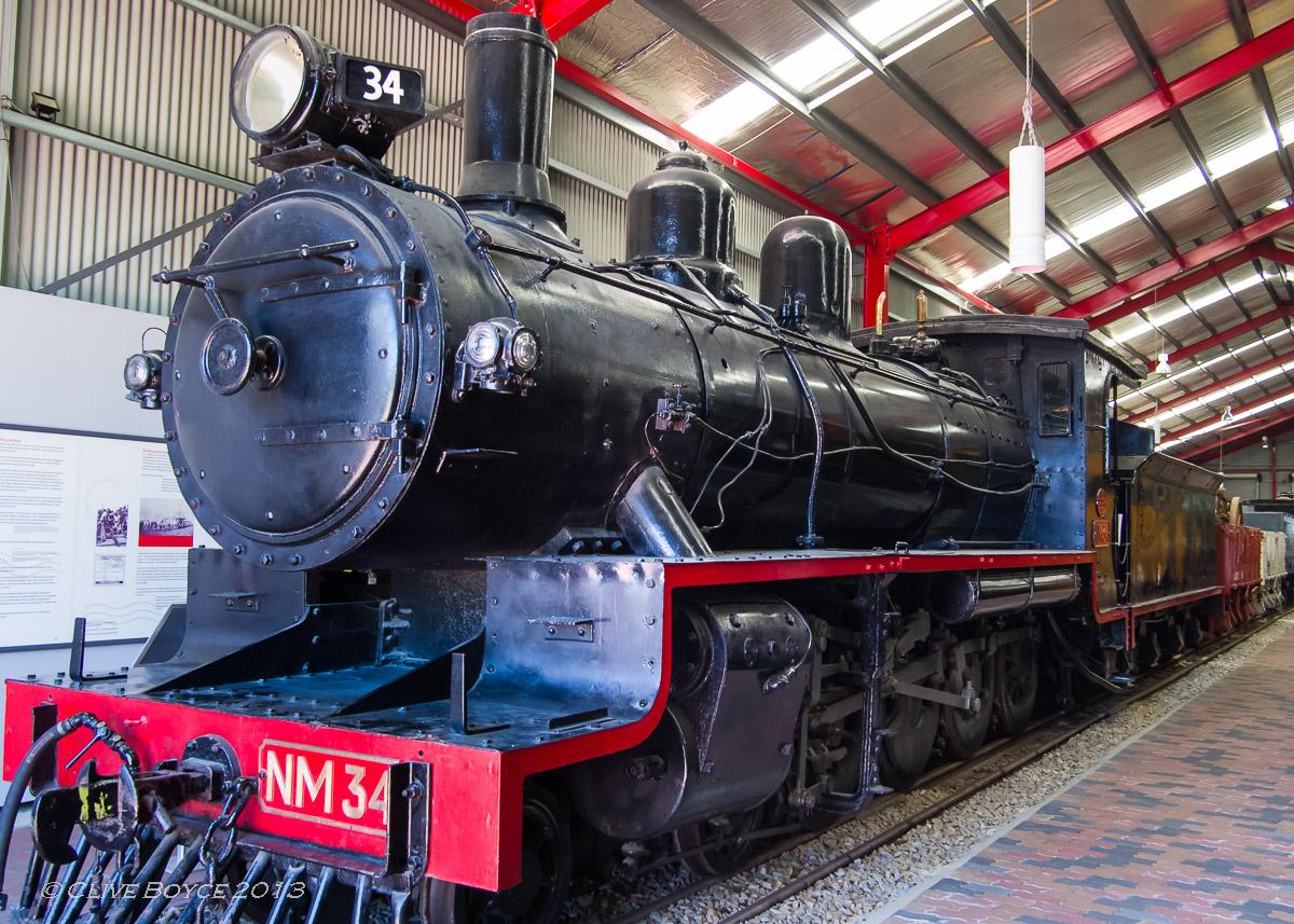 NM  No. 34