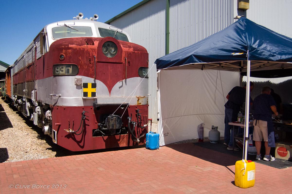 SAR 930 Class diesel-electric