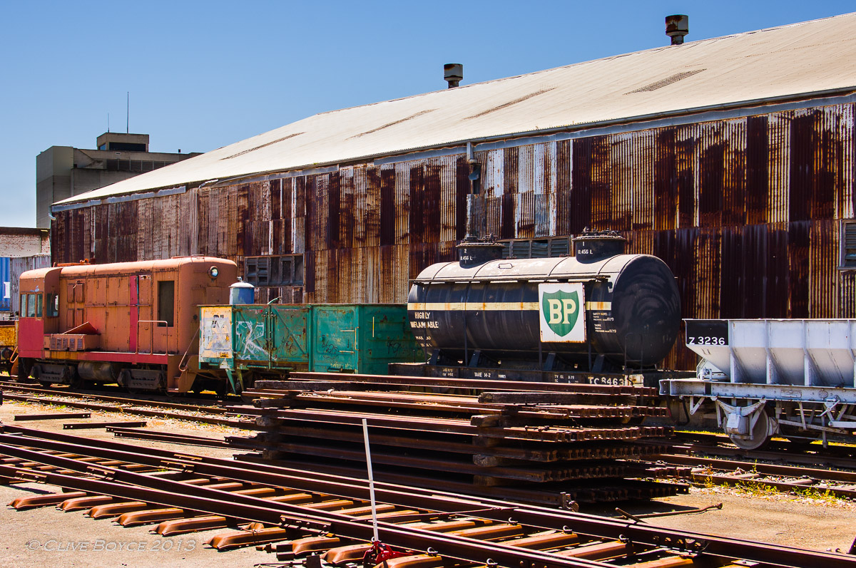 SAR rolling stock