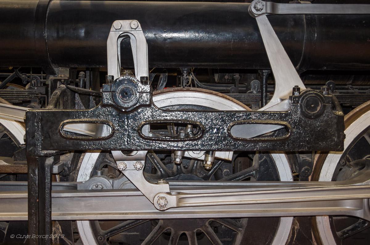 SAR Stream Locomotive No. 702