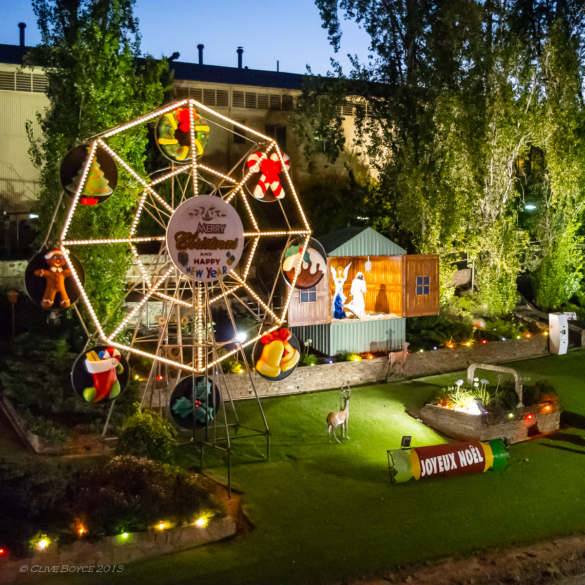 Adelaide Christmas Lights 004