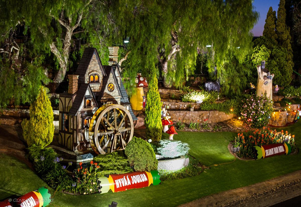 Adelaide Christmas Lights 002
