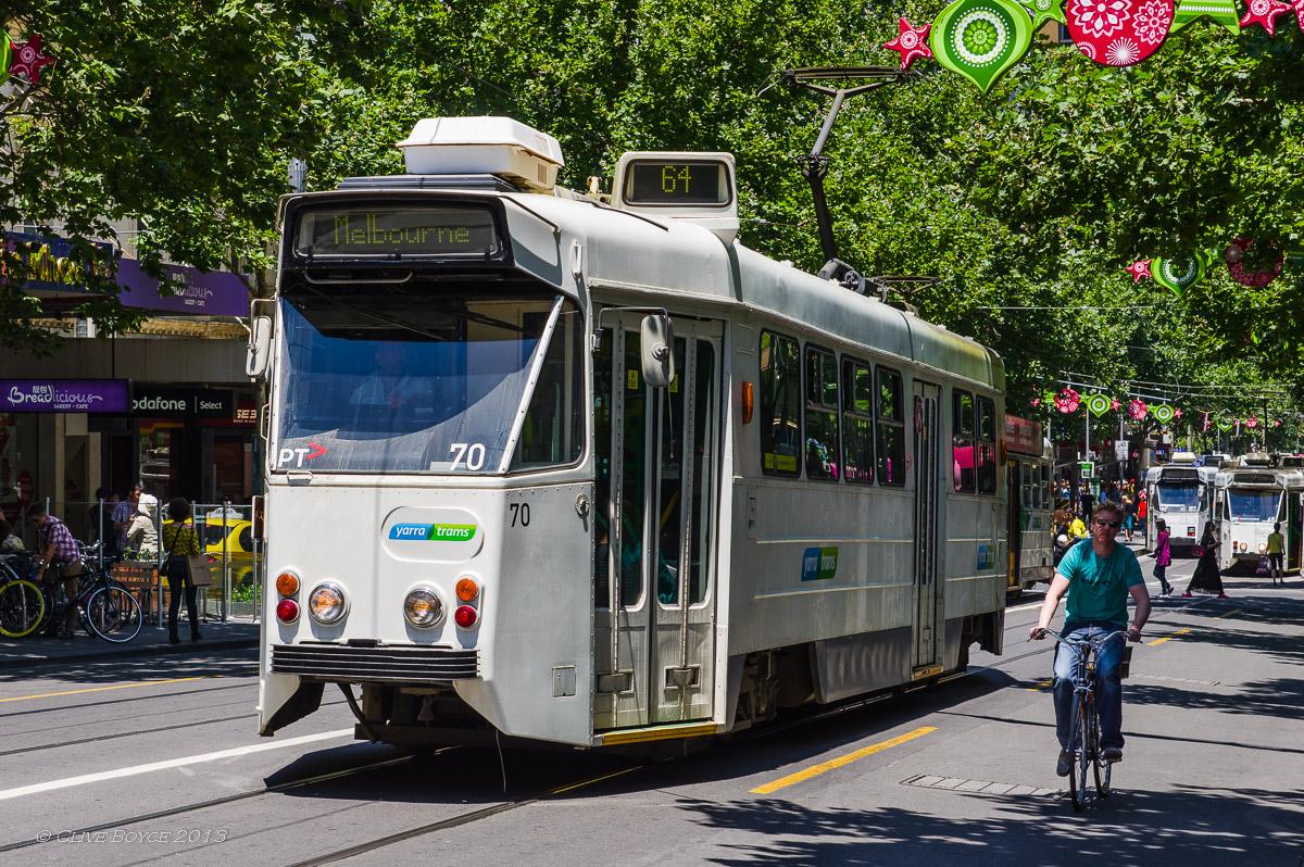 Swanson Street, Melbourne