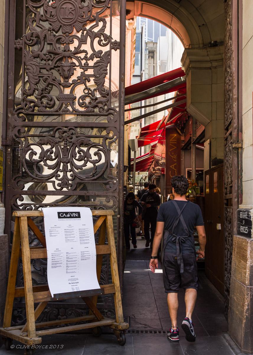 Melbourne Laneways (1)