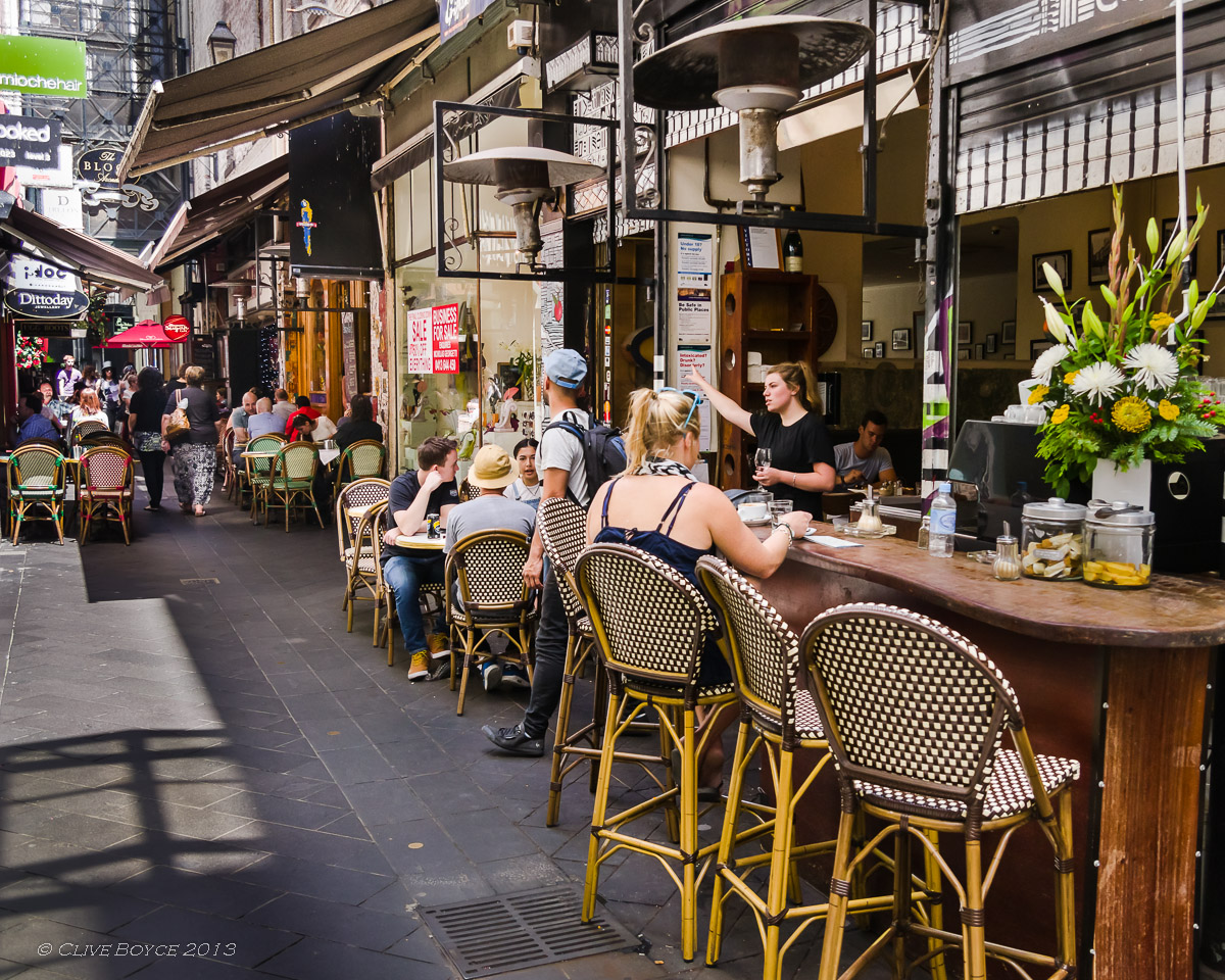 Melbourne Laneways (3)