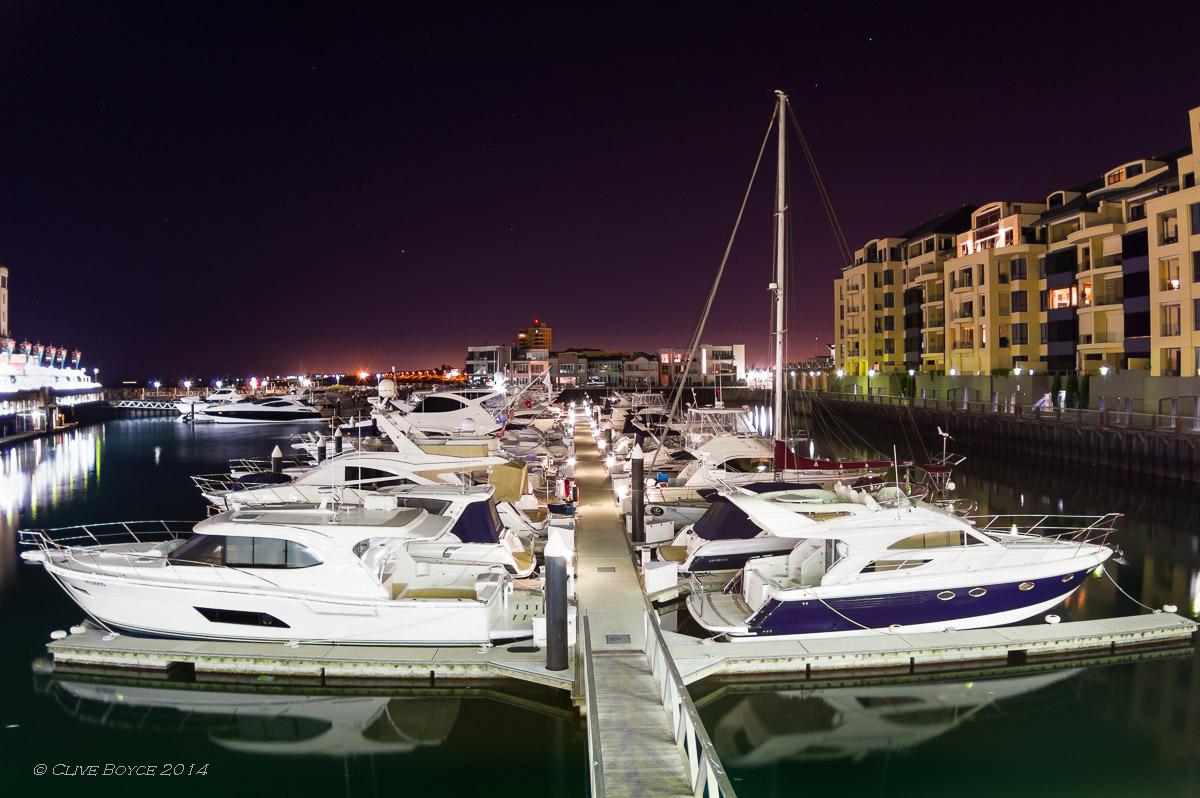 Glenelg Marina, Adelaide