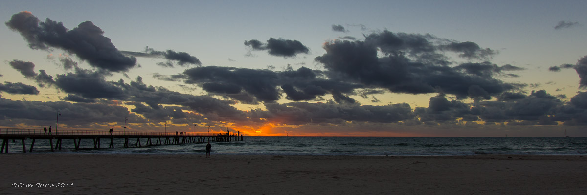 Sunset, Glenelg, Adelaide
