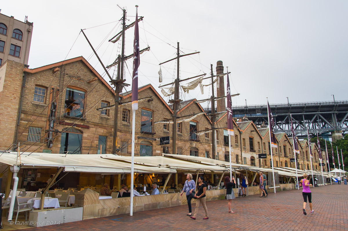 Campbell Storehouses, The Rocks, Sydney