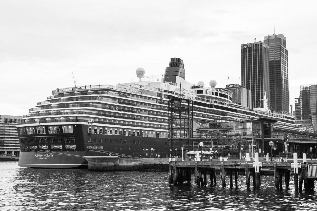 Queen Victoria, Circular Quay, Sydney