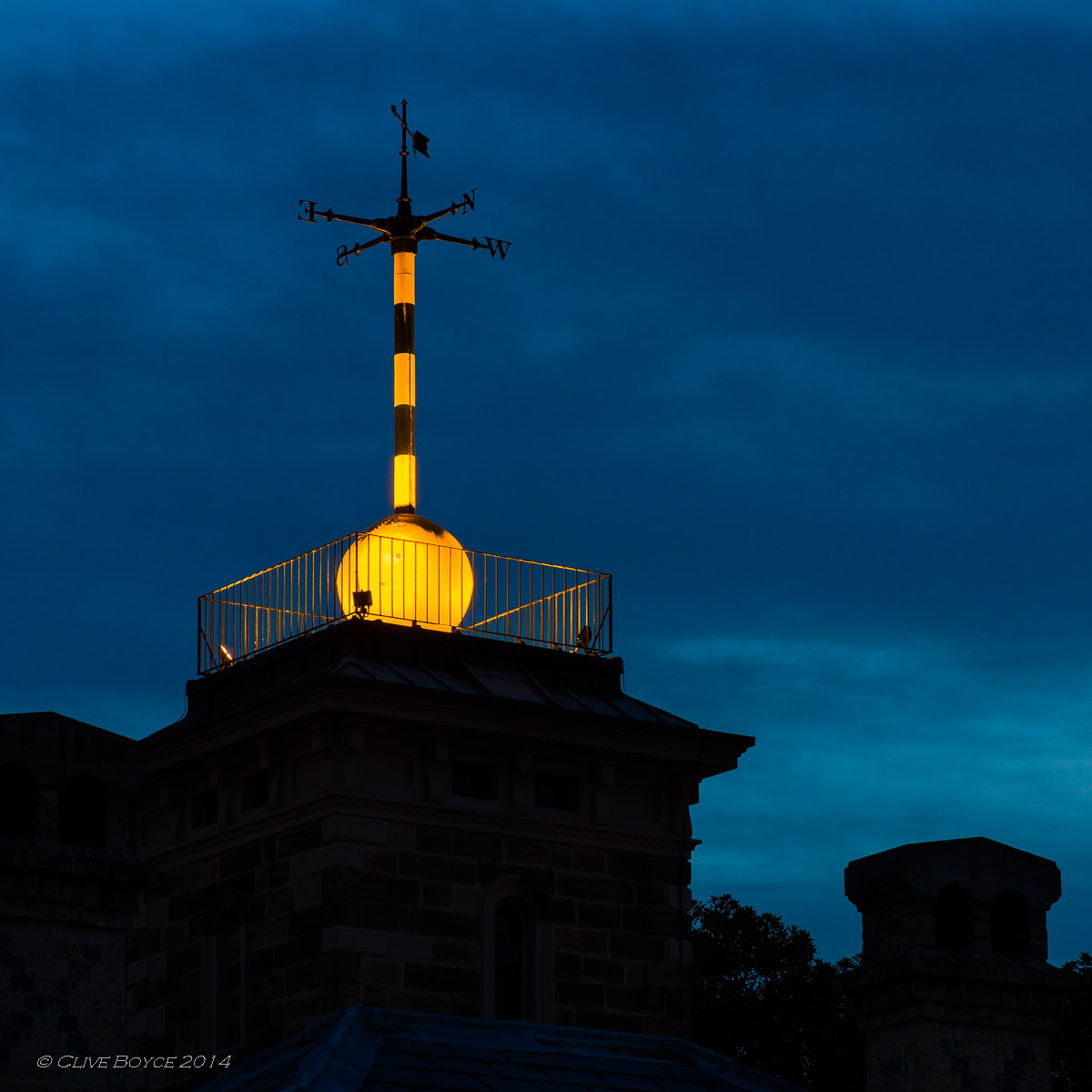The Time Ball, Sydney Observatory