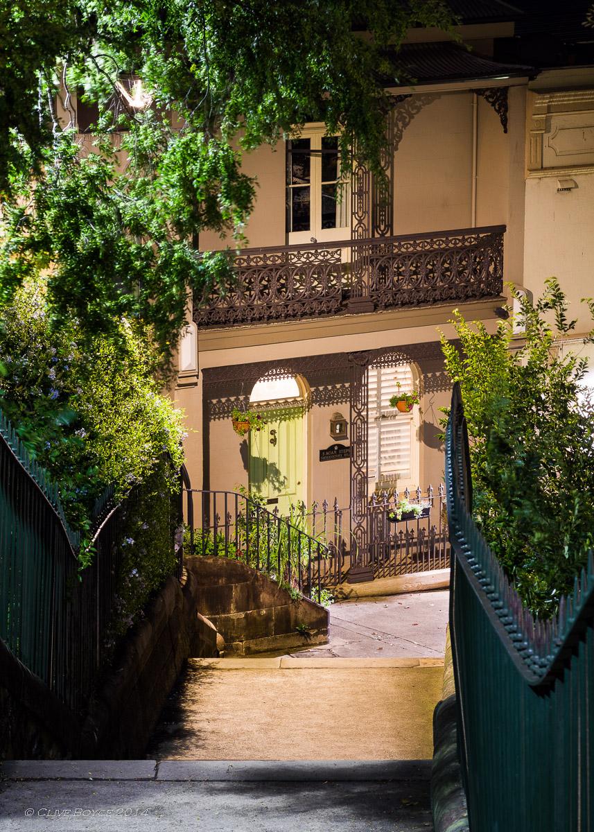 Convict Stairs, Sydney