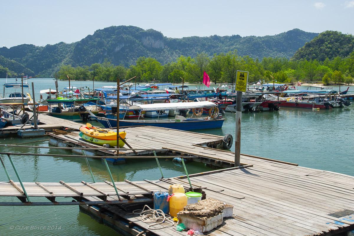Kilim River Cruise, Langkawi