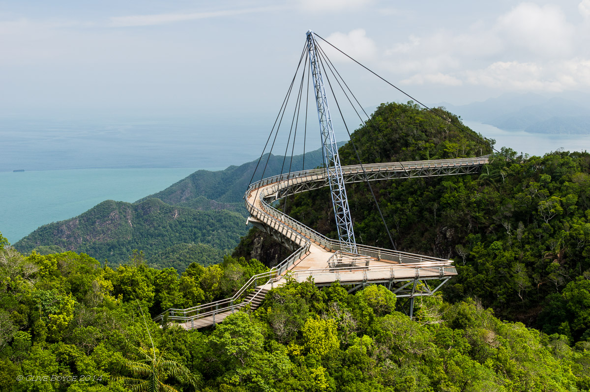 Skybridge, Gunung Machinchang