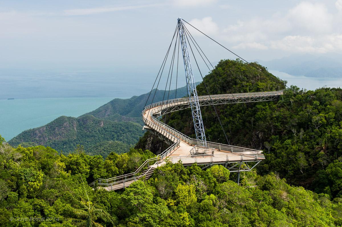 Skybridge, Gunung Machinchang