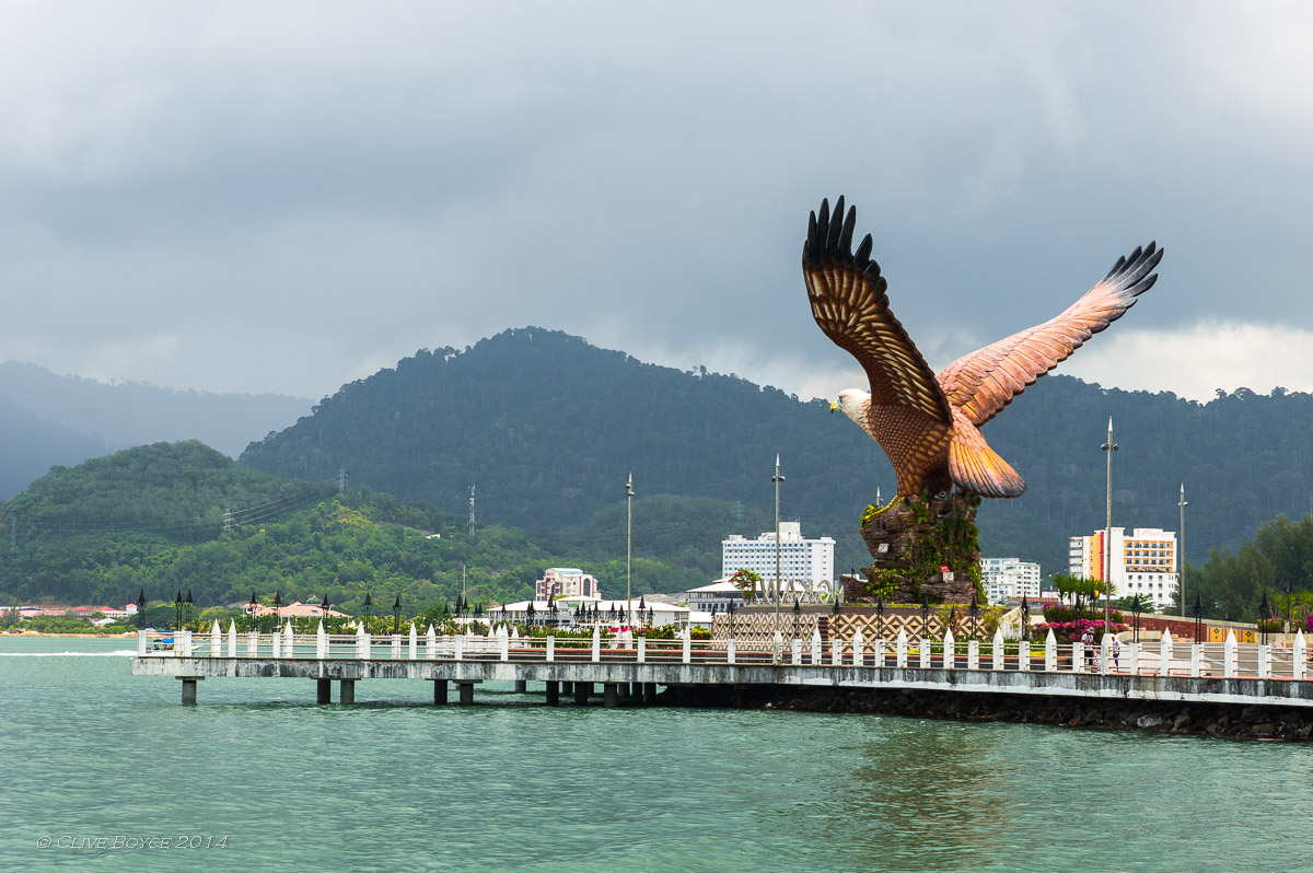 Eagle Square, Kuah Bay
