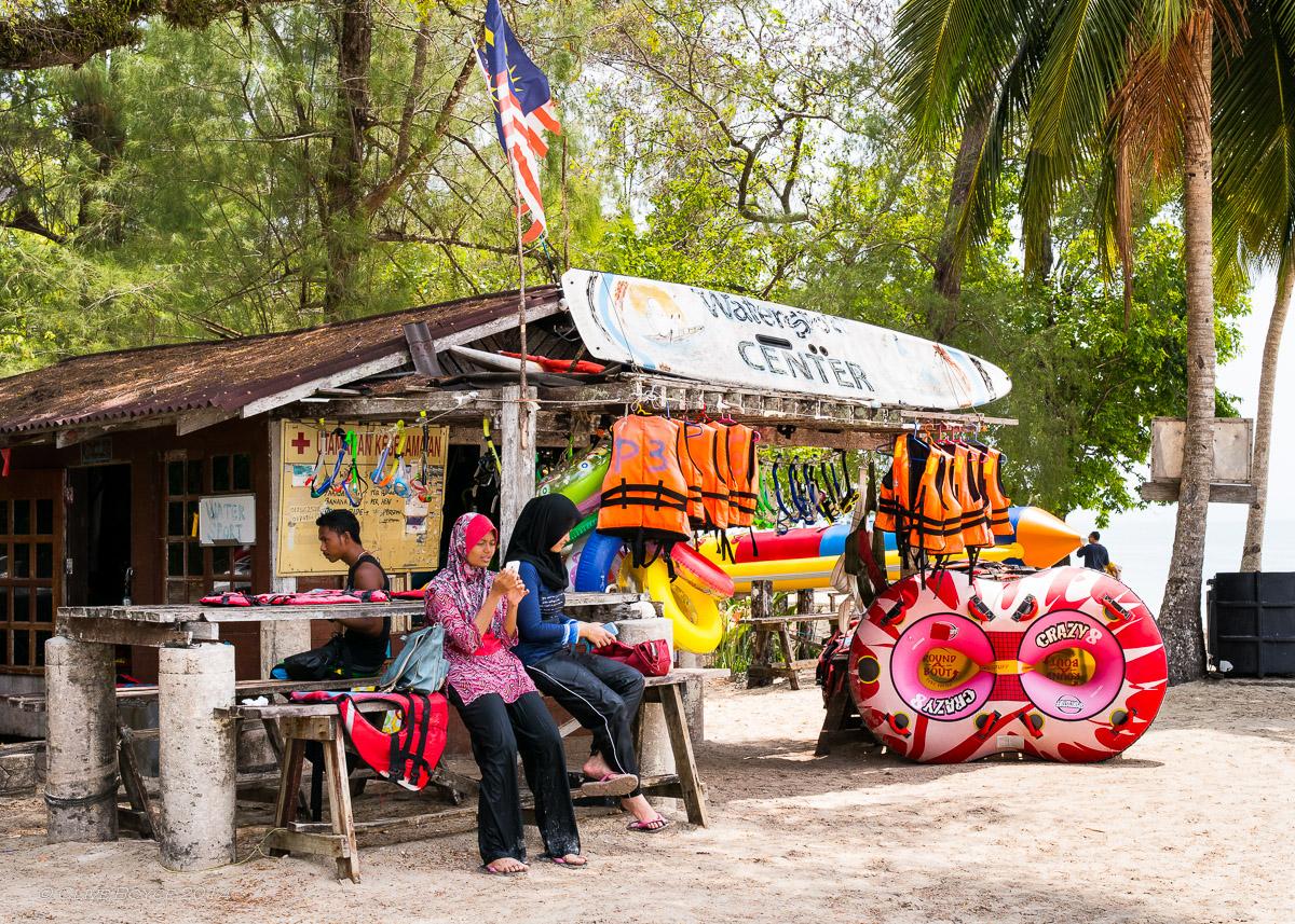 Beras Basah Island, Langkawi