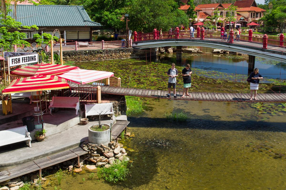 Oriental Village, Langkawi