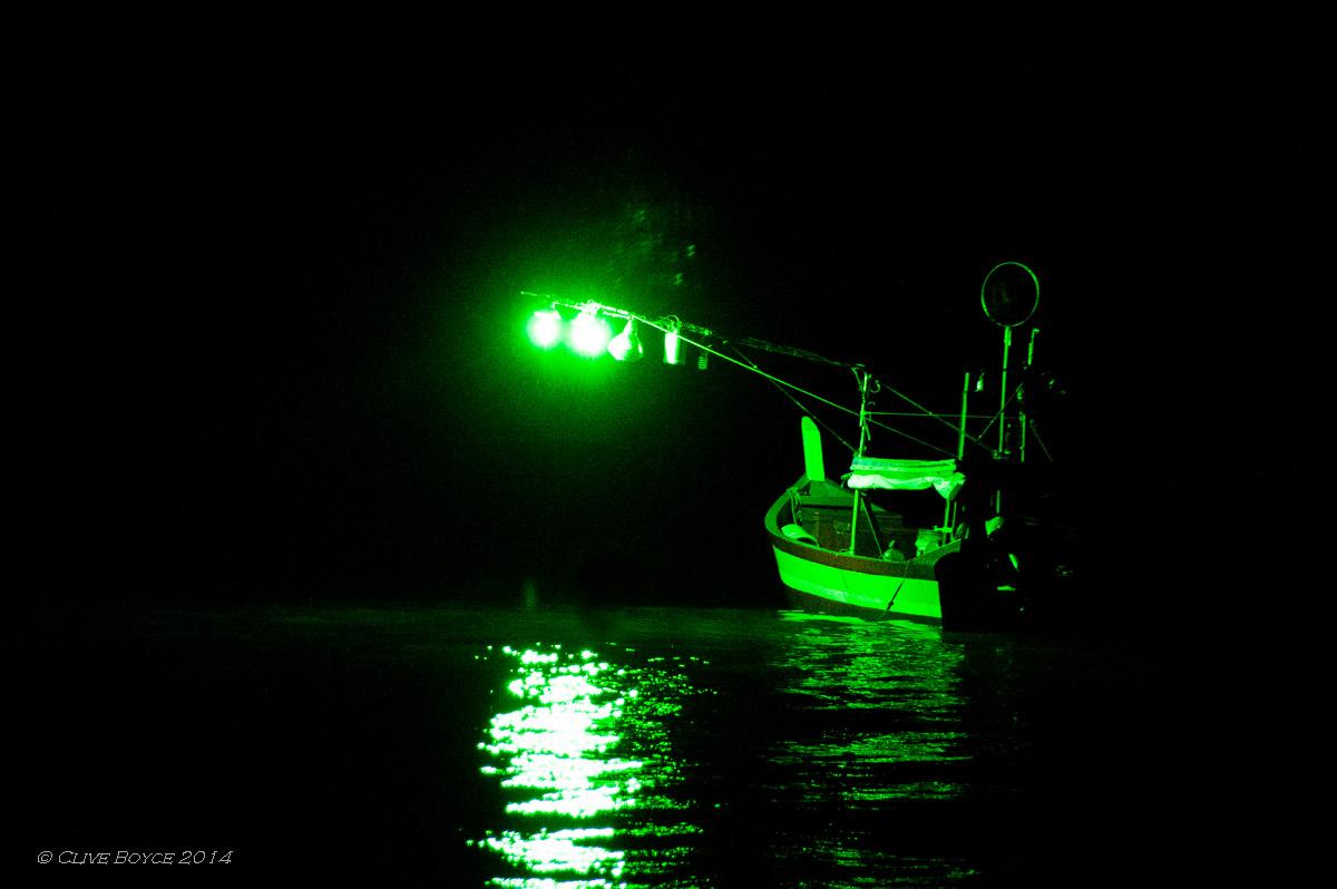 Fishing boat, Langkawi