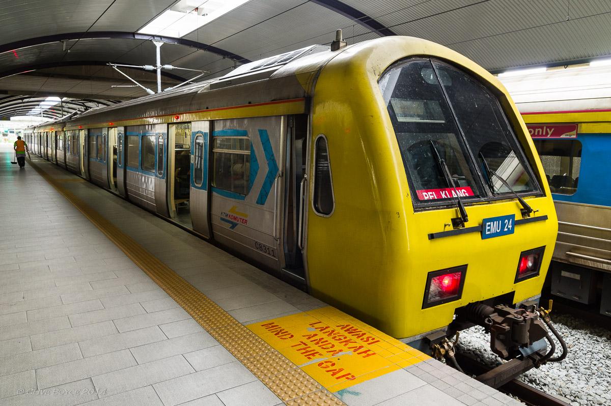 KTM Commuter Train