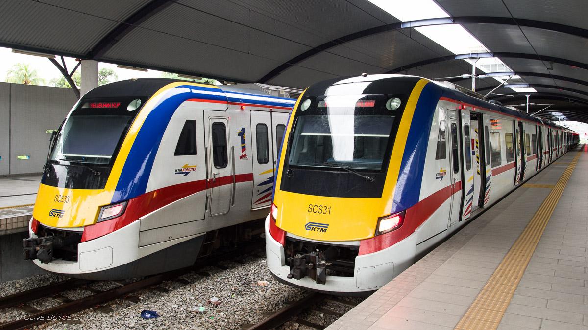 KTM Class 92 Train sets