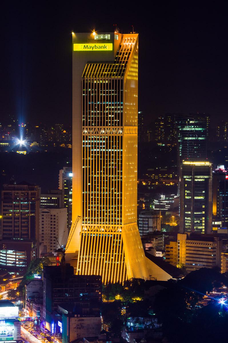 Menara Maybank, Kuala Lumpur