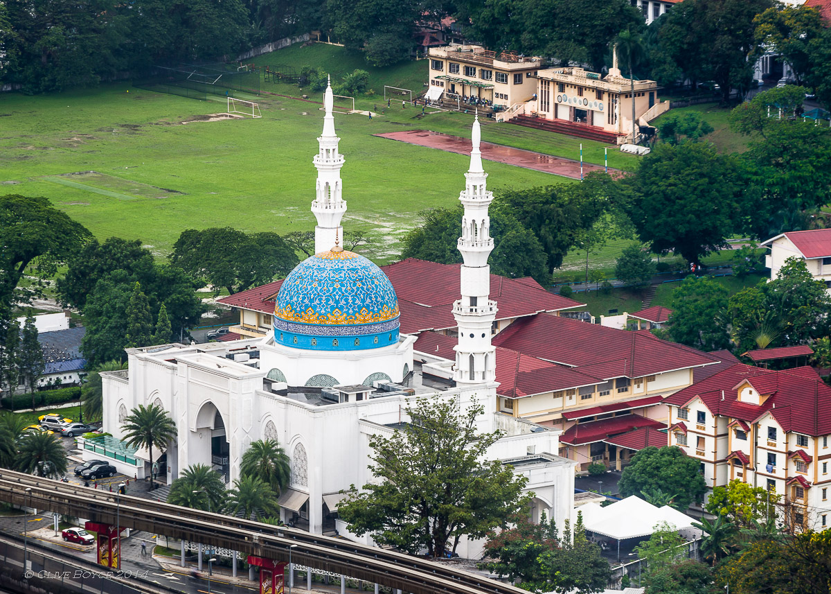 Al-Bukhari Foundation Mosque, Kuala Lumpur
