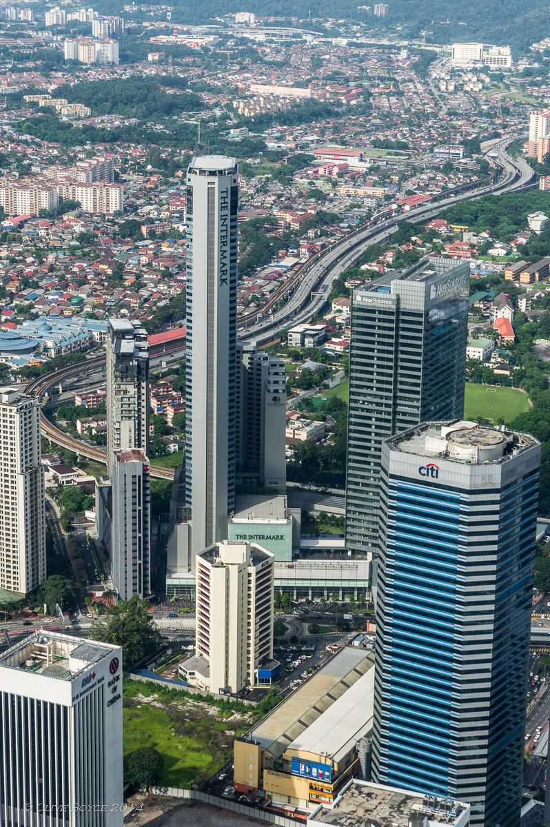 The Intermark, Kuala Lumpur