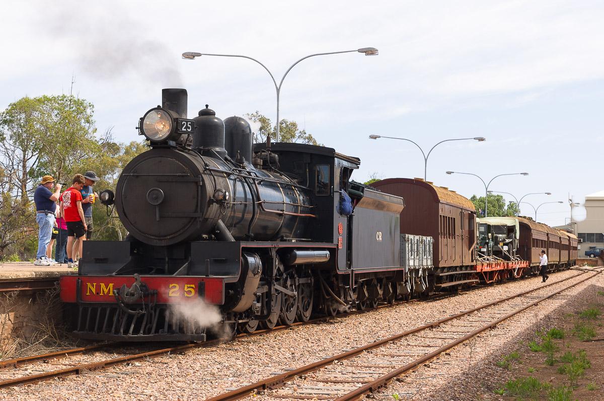 Afghan Express, Pichi Richi Railway