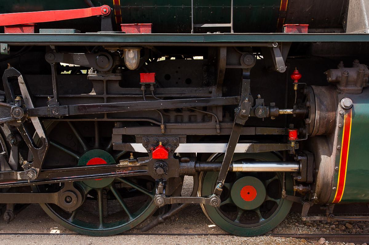 W22, Pichi Richi Railway