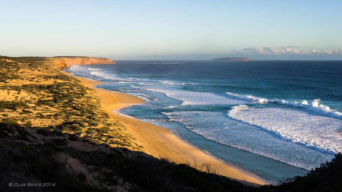 West Cape beach, Yorke Peninsula